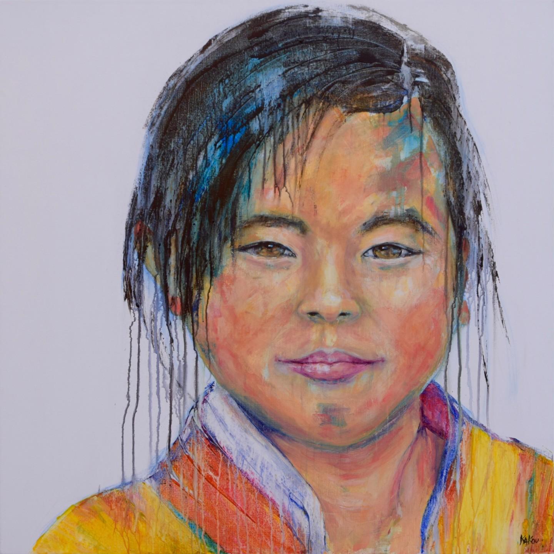 Danielle Dumestre - Portrait d'Ailleurs 14