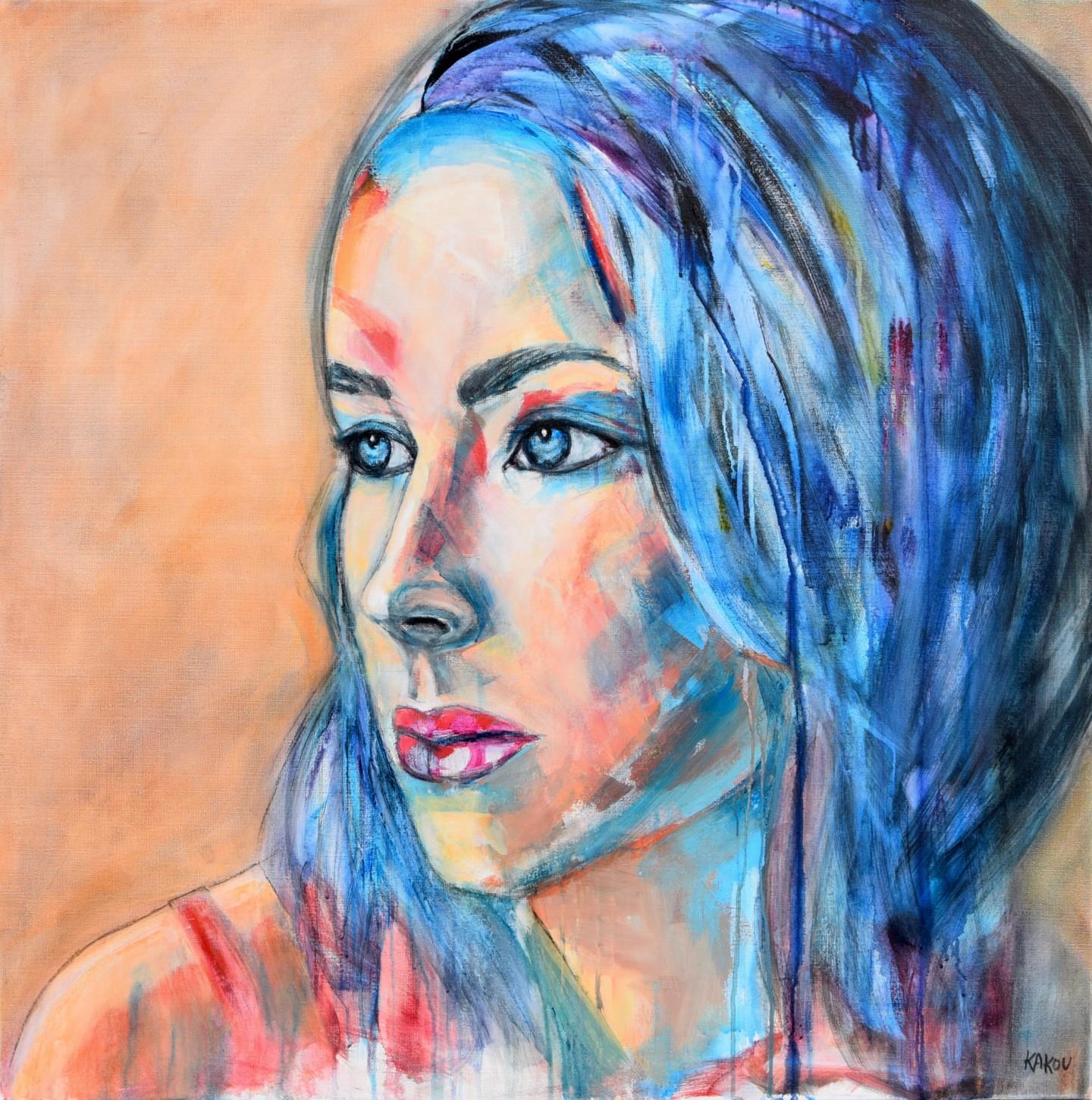 Danielle Dumestre - Pensive