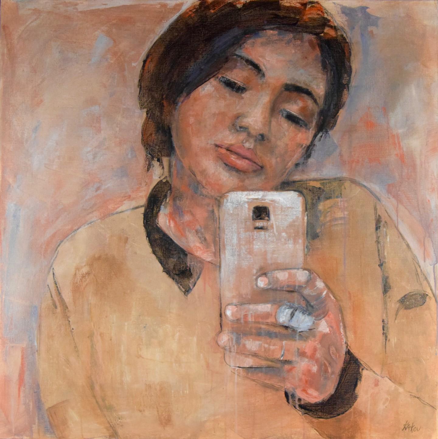 Danielle Dumestre - Génération Selfie 8 #Mégane