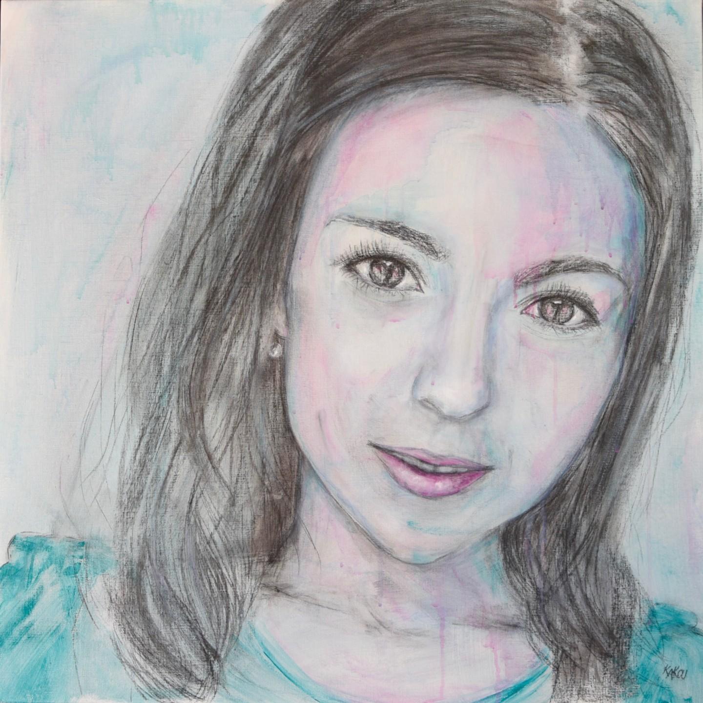 Danielle Dumestre - Génération Selfie 6 # Débo