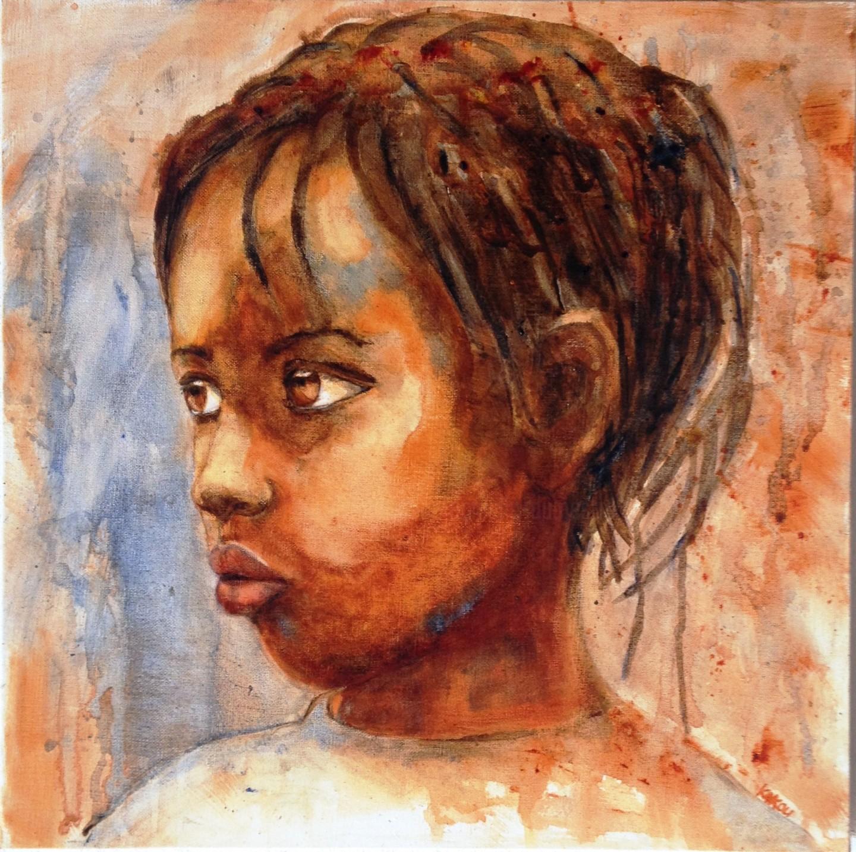Danielle Dumestre - Portrait d'Ailleurs 1