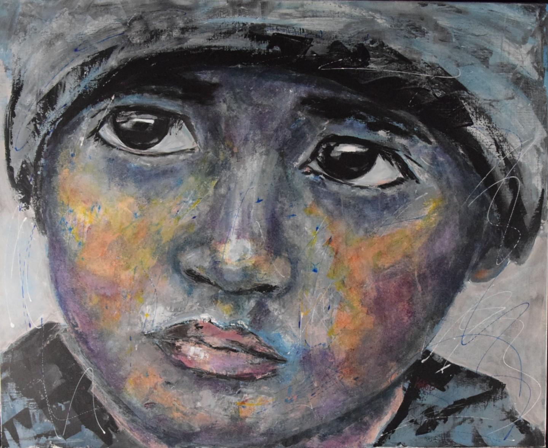 Danielle Dumestre - Portrait d'Ailleurs 5