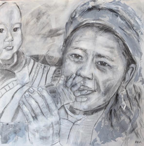 Danielle Dumestre - Portrait d'Ailleurs 12