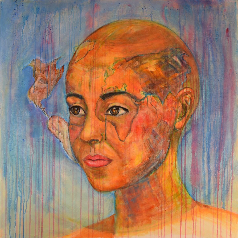 Danielle Dumestre - Oubliée I