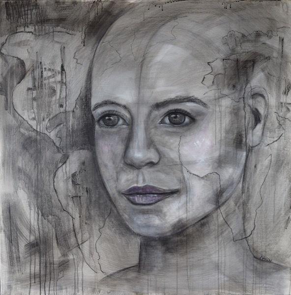 Danielle DUMESTRE - Oubliée II