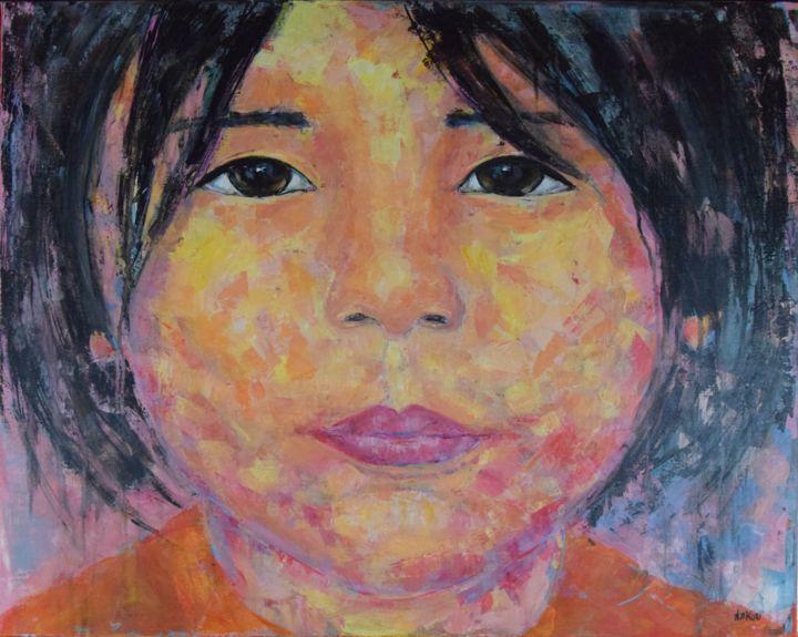 Danielle DUMESTRE - Portrait d'Ailleurs 11