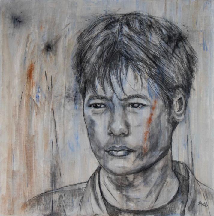 Danielle DUMESTRE - Portrait d'Ailleurs 13